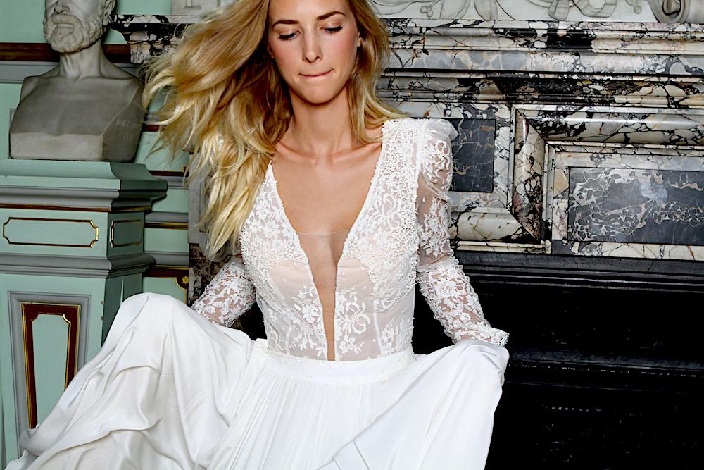 Robe de mariee paris sur mesure magasin mariage lyon