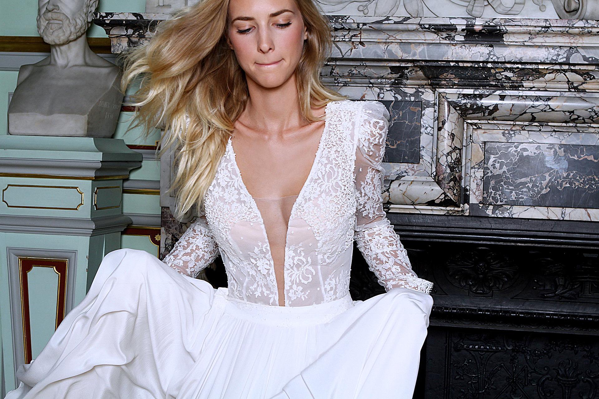 robe de mariage lyon créatrice tenue de mariée