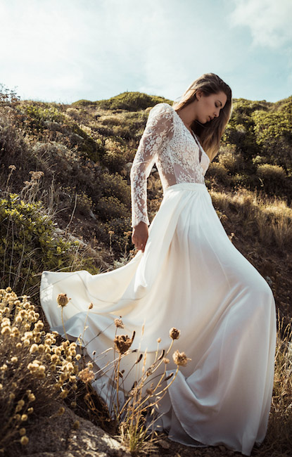 robe de mariee couture lyon creatrice robe de mariee boheme lyon boutique mariage lyon