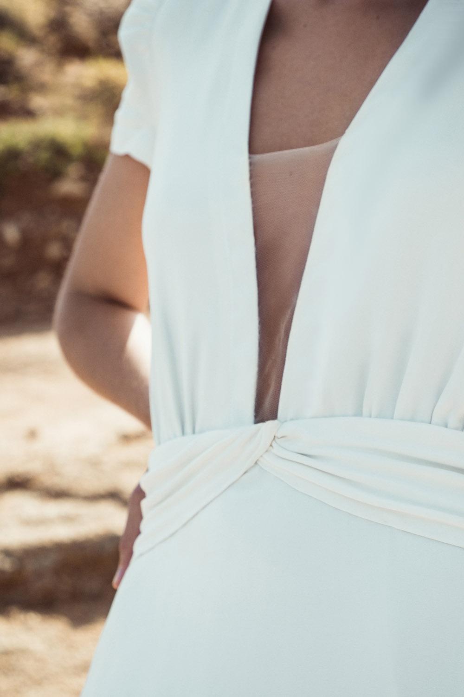 robe de mariee moderne caroline takvorian boutique robes de mariée paris