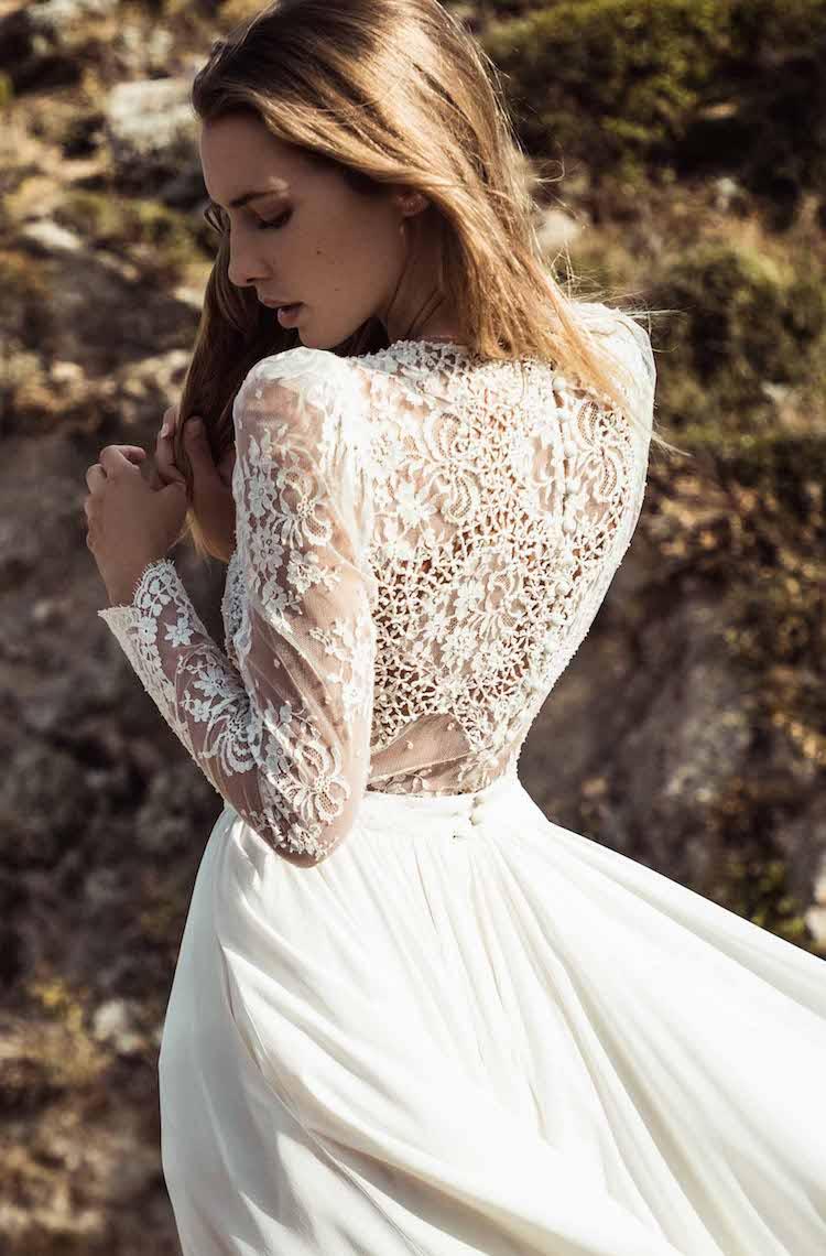 magasin robe de mariée paris créatrice
