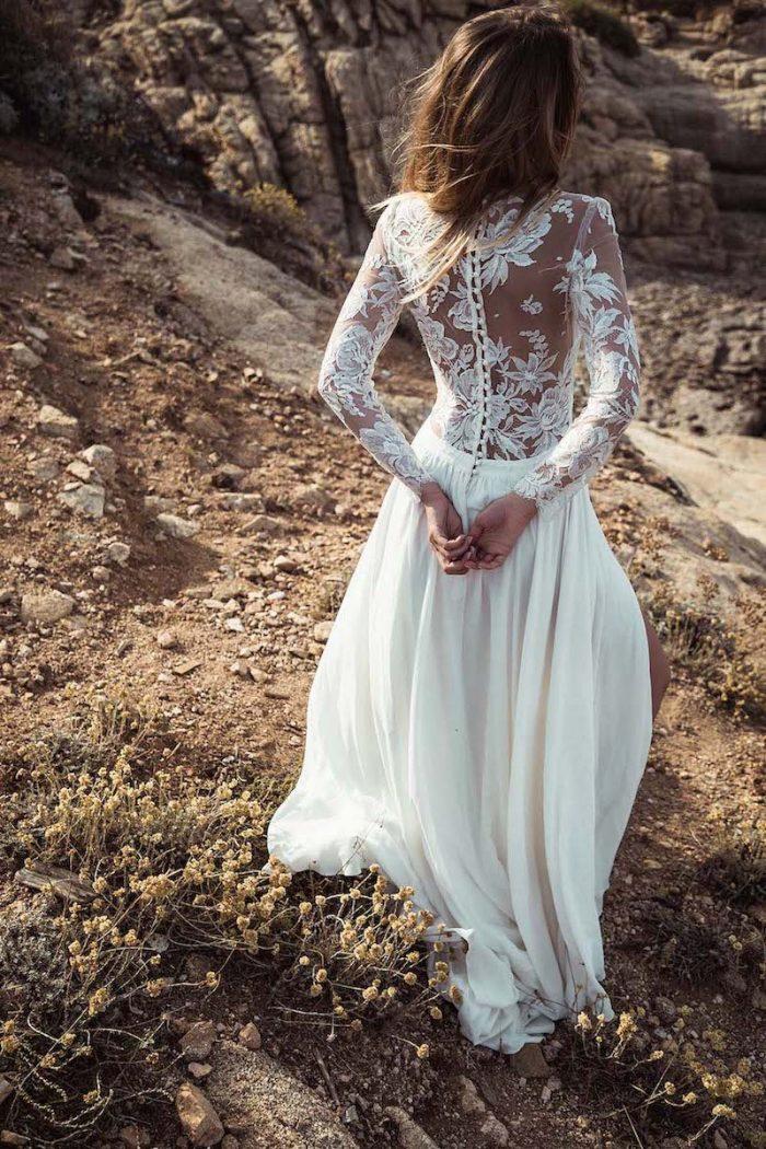 Robes de mariée Paris et Lyon - Caroline