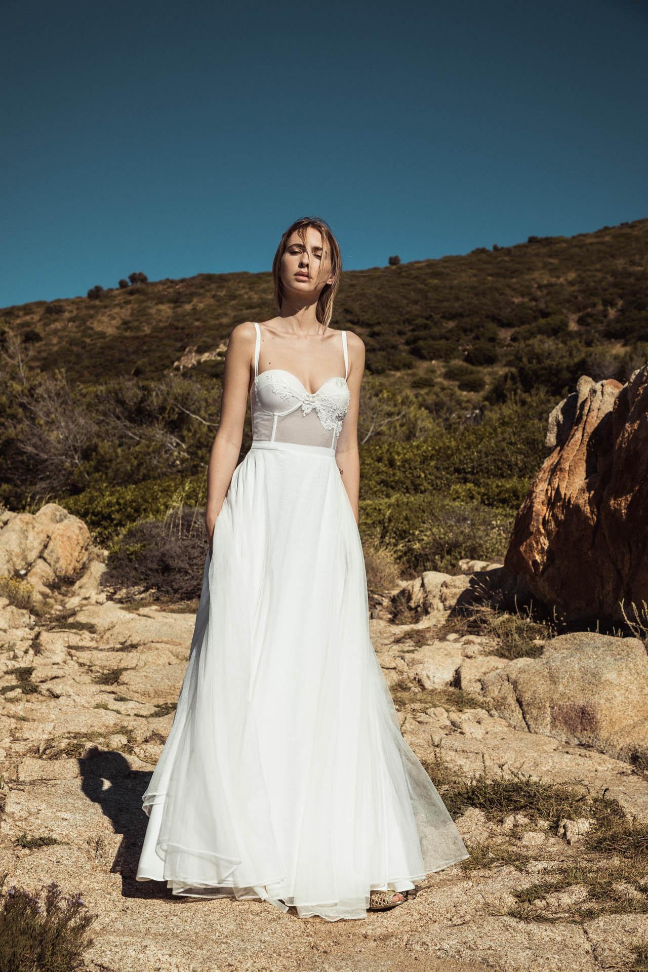 Caroline Takvorian robe de mariée paris