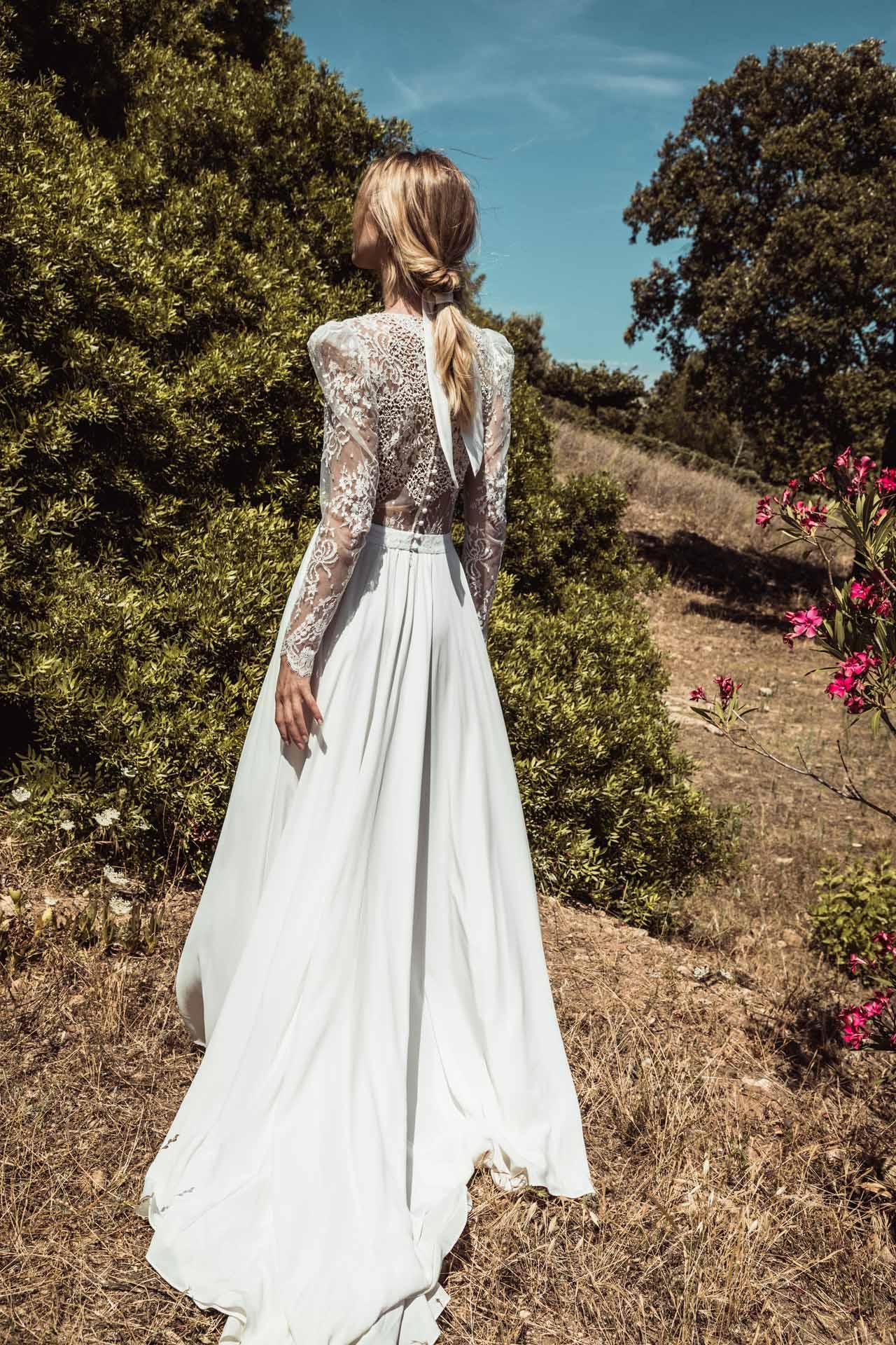 magasin robe de mariee paris creatrice robe de mariee en dentelle