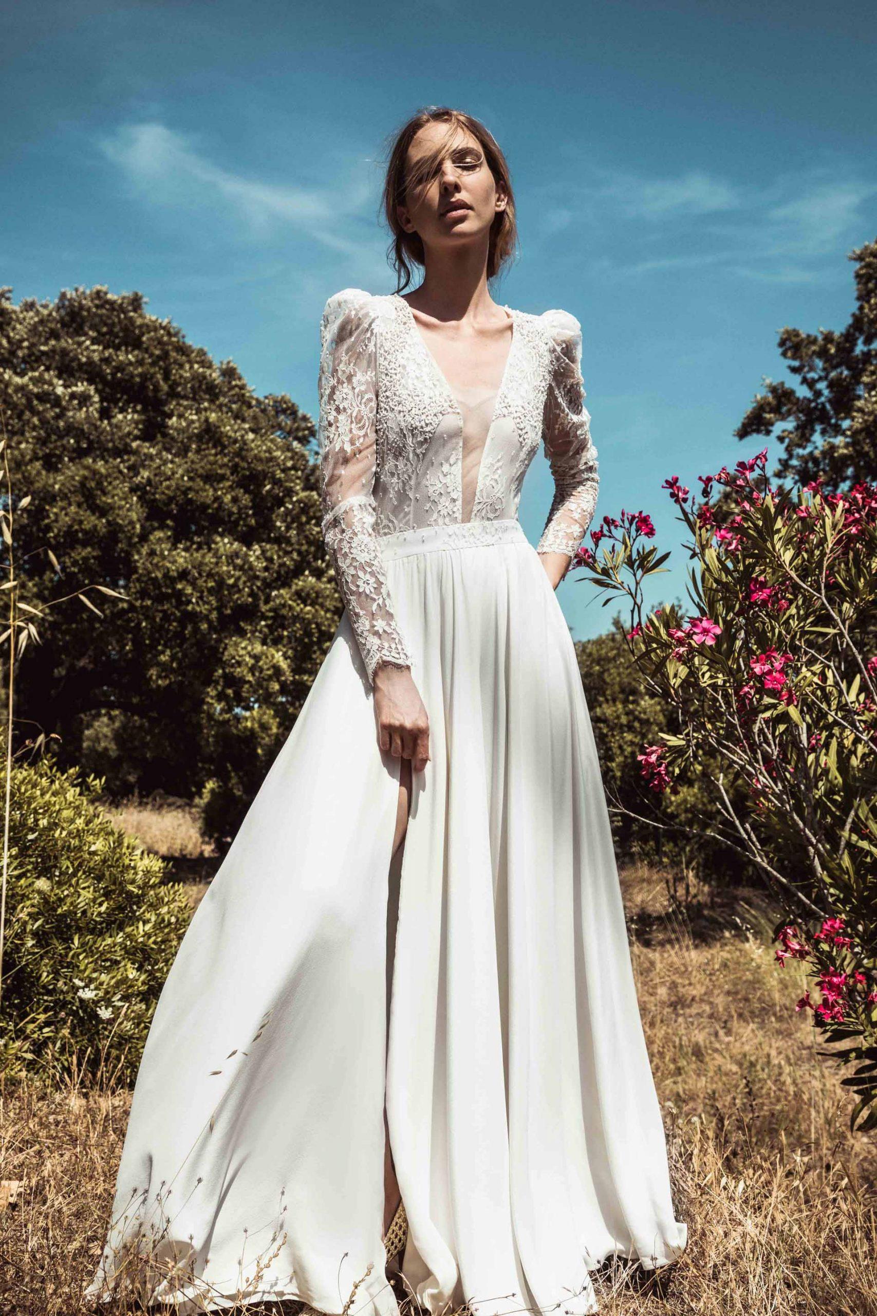 boutique robe de mariee boheme
